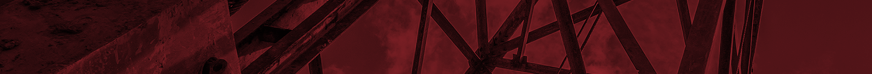Red footer banner